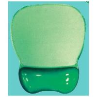 Aidata Crystal Gel Mouse Pad Wrist Rest - Green