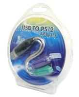 USB to PS/2 Dual PS2 Converter Adapter