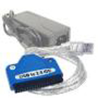"USB 2.0 TO IDE CABLE FOR 2.5""/3.5""/5.25"" DRIVE WITH POWER ADAPTER"
