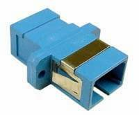 SC to SC Duplex Fiber Coupler