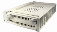 Removable SCSI Rack
