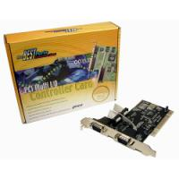 2 Port DB9 Serial Netmos 9835 Chipset PCI I/O Card